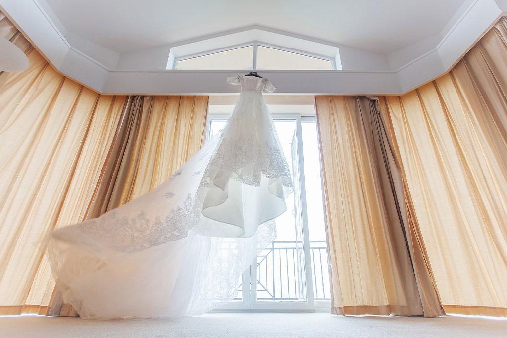 Scegliere il vestito da sposa